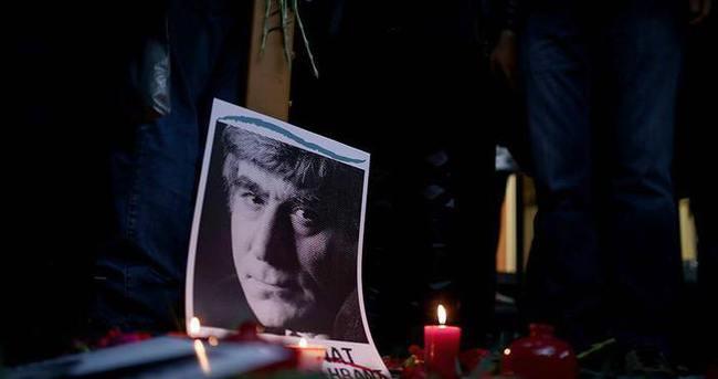 Hrant Dink cinayetinde 7 kişi tutuklama talebiyle mahkemede
