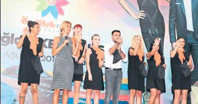 Ünlü ikiliye Antalya ilgisi