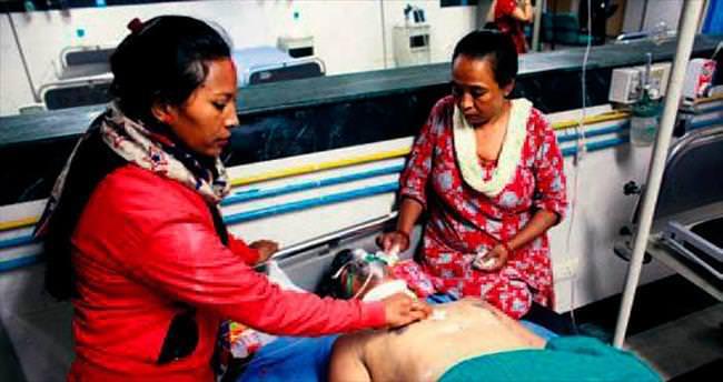 Nepal'de katliam gibi kaza: 33 ölü