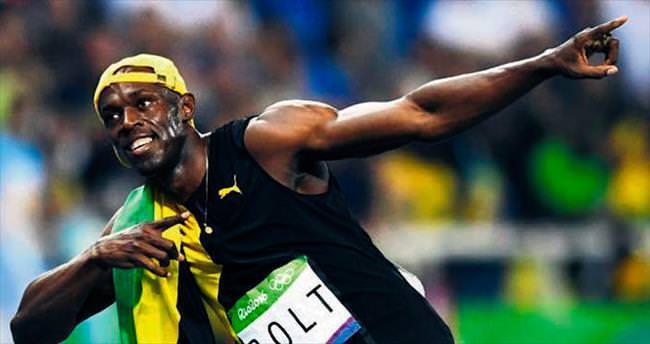 Tarih yazan adam Usain Bolt