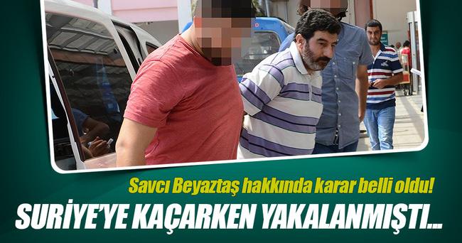 Suriye'ye kaçarken yakalanan savcı Beyaztaş tutuklandı
