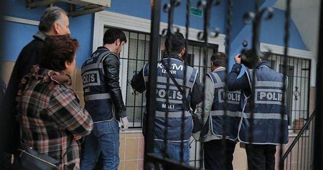 İzmir'de FETÖ operasyonu: 27 kişi tutuklandı