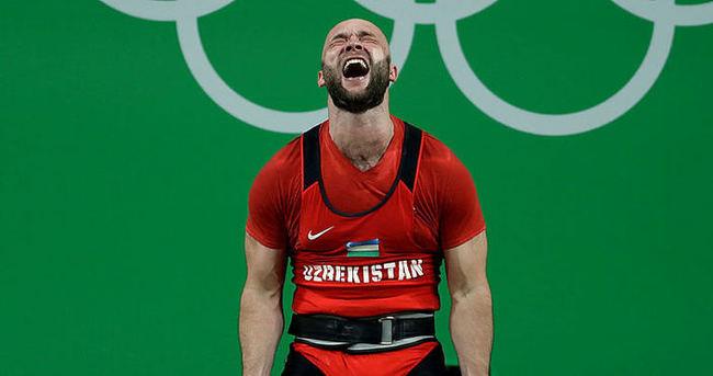 Nurudinov altının sahibi oldu