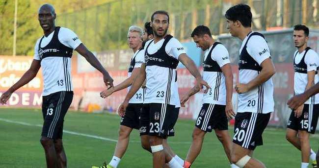 Beşiktaş, Alanyaspor'a hazırlanıyor