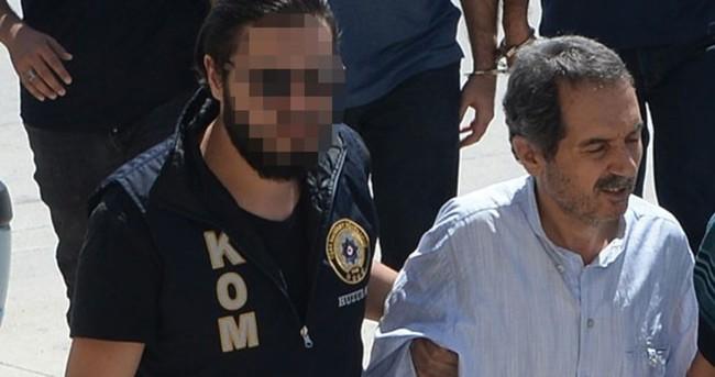 FETÖ'nün başyazarı Ali Ünal tutuklandı