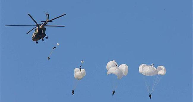 Rusya'dan Kuzey Kafkasya ve Güney Osetya'da askeri tatbikat