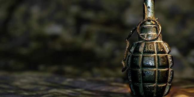 Kiraz bahçesinde 4 el bombası bulundu!