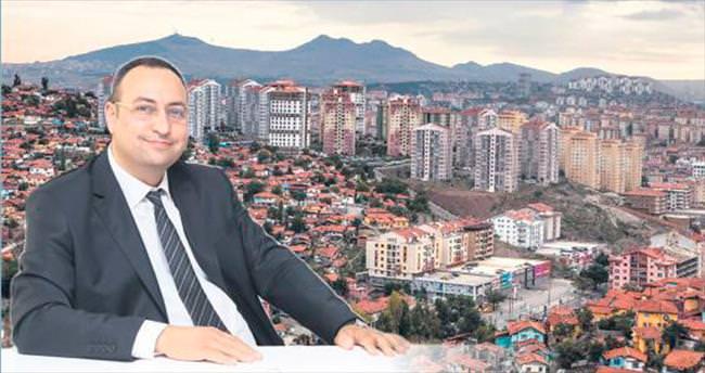 Ankara'nın taşı toprağı altın