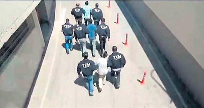 Polisi şehit eden hain tutuklandı