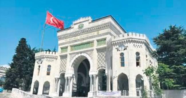 İstanbul Üniversitesi dünyanın en iyileri arasında