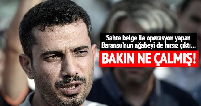 Mehmet Baransu'nun ağabeyi soruları çalmış!