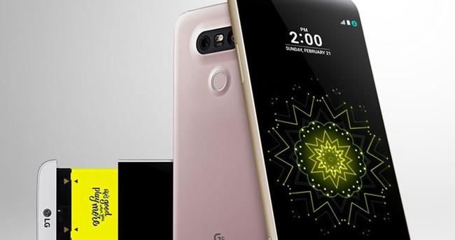 LG G5 İçin Android 7.0 Nougat Beta Programı Başladı