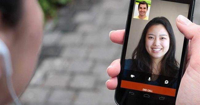 Google FaceTime'ı tahtından indirecek!