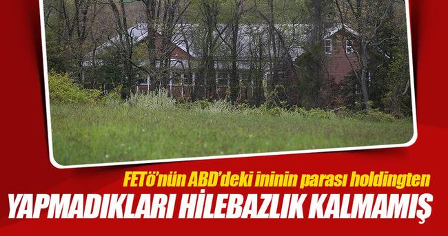 ABD'deki FETÖ çiftliğinin parası Türkiye'den gitmiş
