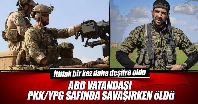 ABD vatandaşı PKK/YPG'de savaşırken öldü