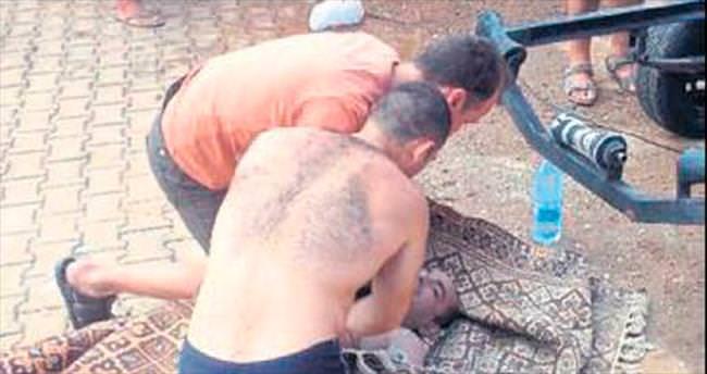Azerbaycanlı turist denizde boğuldu