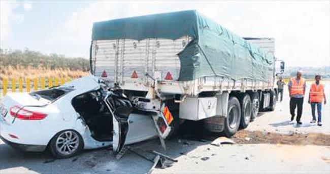 Baydemir'in akrabası trafik kazasında öldü