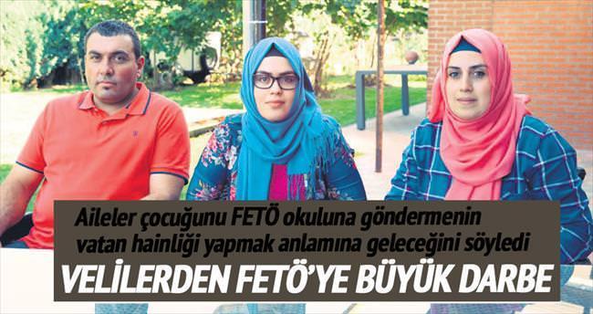 Gurbetçiler FETÖ okullarını bırakıyor