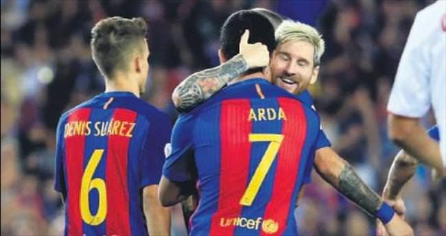 Barça'nın yeni transferi Arda