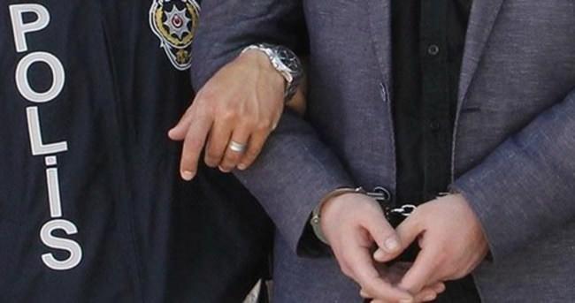 18 gün aranan savcı tutuklandı