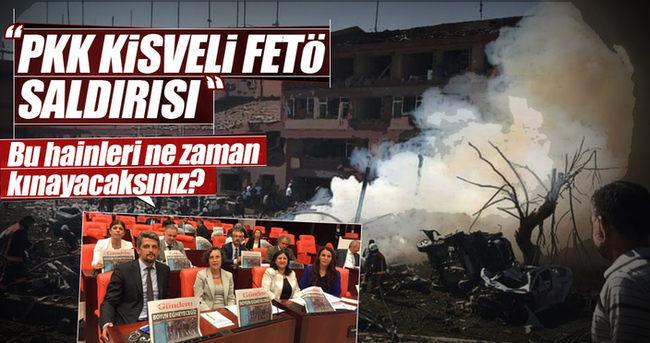 Metiner: PKK kisveli FETÖ saldırısı!