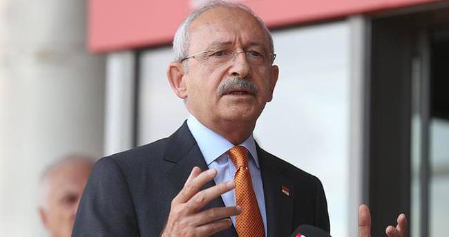 Kılıçdaroğlu: Ne istiyorsanız vermeye hazırız