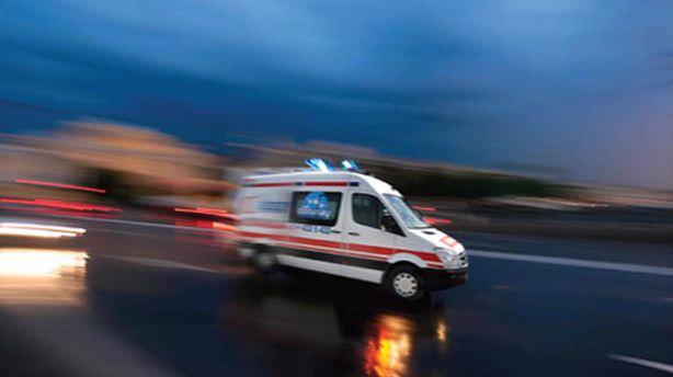 Otomobil ile zırhlı araç çarpıştı: 1 şehit, 2 ağır yaralı!