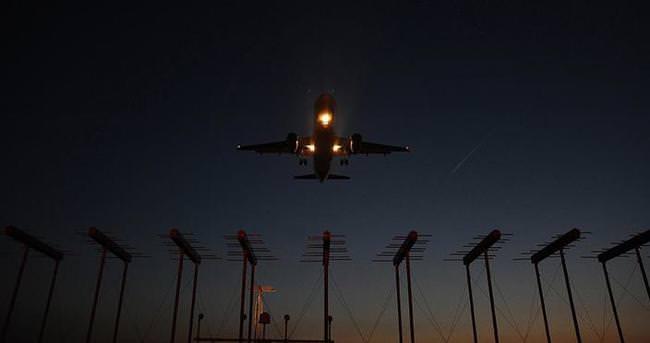 İsrail'in Ben Gurion Havalimanı'ndaki acil durum alarmı