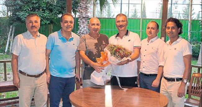 Adana TSYD'den başarı ziyareti
