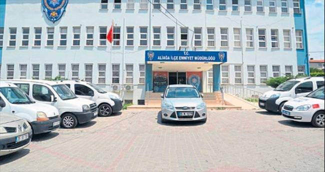 Aliağa'da 16 kişi tutuklandı