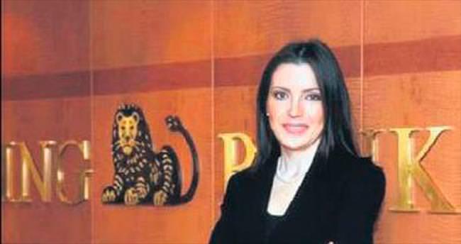 ING Bank'ın kredi hacmi 40 milyar TL