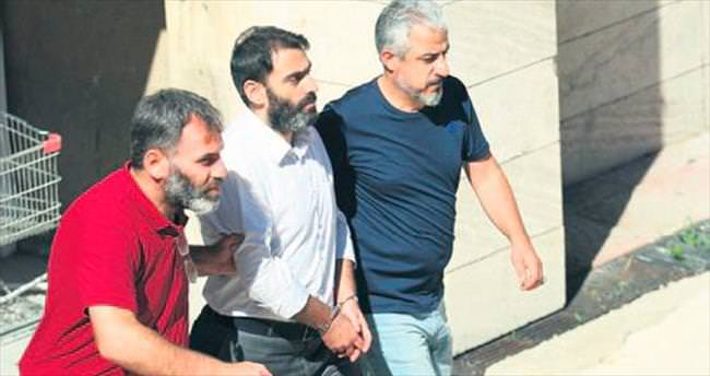Suikast timi tutuklandı