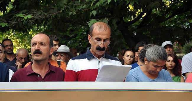 Tunceli'de FETÖ darbe girişimi ve terör saldırıları protesto edildi