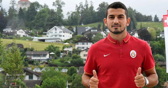 Galatasaray'da oynamadan gönderildi!