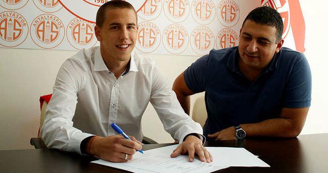 Antalyaspor, Jevtovic ile anlaştı
