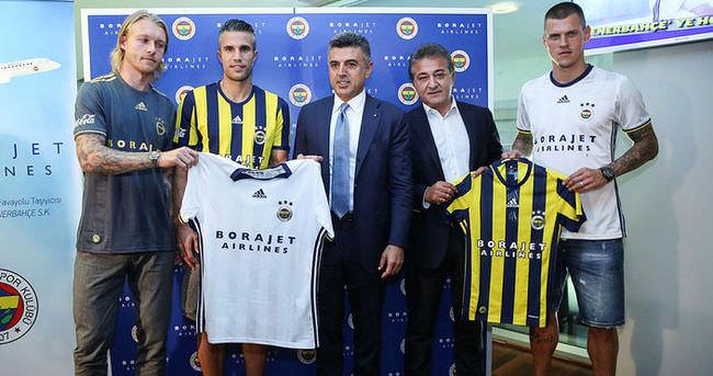 Fenerbahçe, Borajet ile 3 yıllığına anlaştı