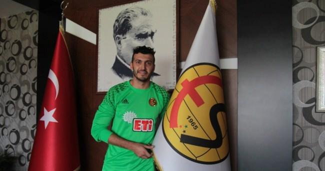 İşte Eskişehirspor'un yeni kalecisi