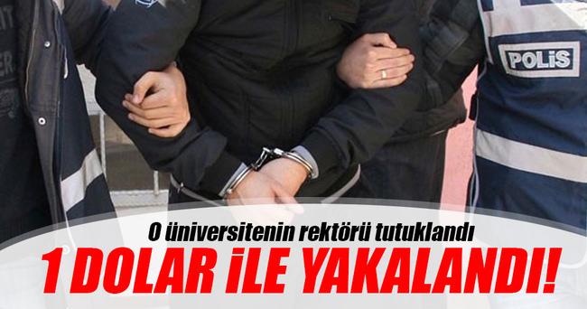 Antalya Üniversitesi Rektörü tutuklandı