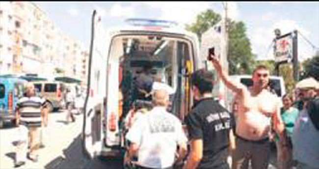 Ankara'da trafik kazası sonrası bıçaklı kavga