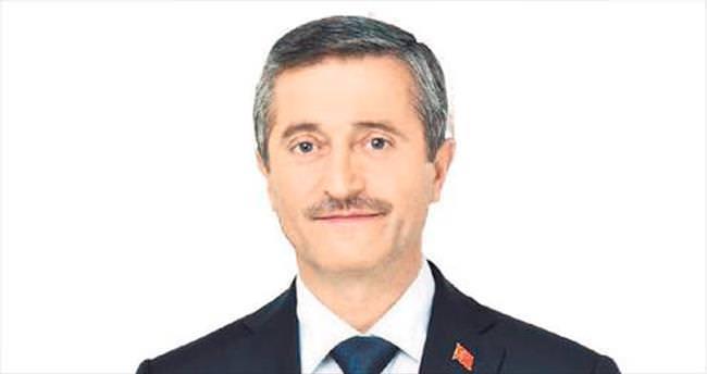 Başkan Tahmazoğlu: FETÖ'nün hedefindeyim