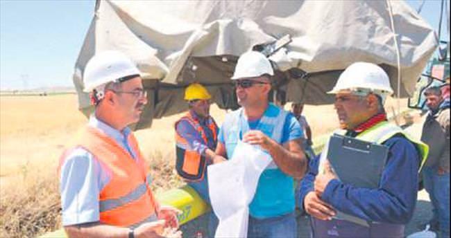 45 milyon liralık alt yapı yatırımı