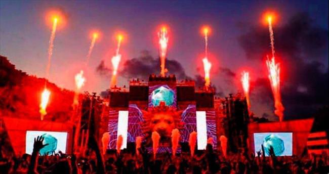 Ölümlü festivalden 'ecstasy' çıktı