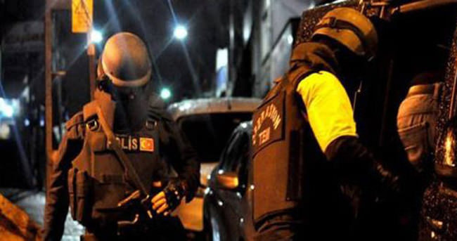 İstanbul'da bazı adreslere terör baskını!