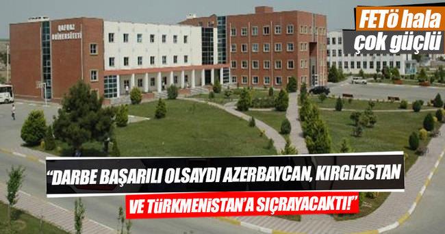 FETÖ Azerbeycan'da hala çok güçlü