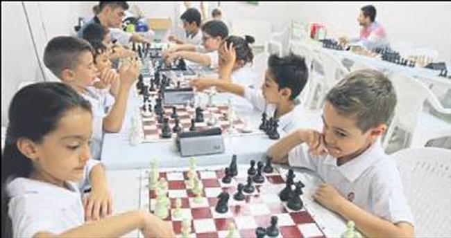 Genç yetenekler Denizli'de yetişiyor