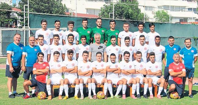 Geleceğin Antalyaspor'u