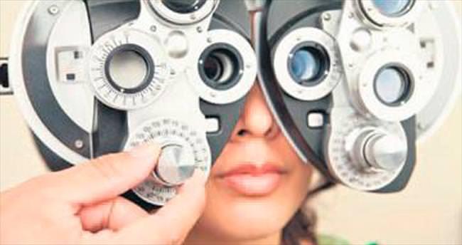 Parkinson teşhisi için göz taraması