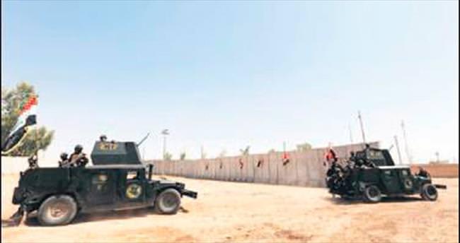 'DAEŞ'in kalesi' Irak ordusunun elinde