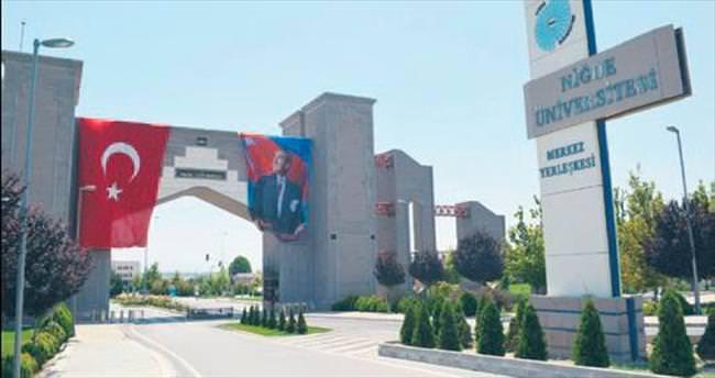 Şehit Halisdemir'in adı, Niğde Üniversitesi'nde yaşayacak