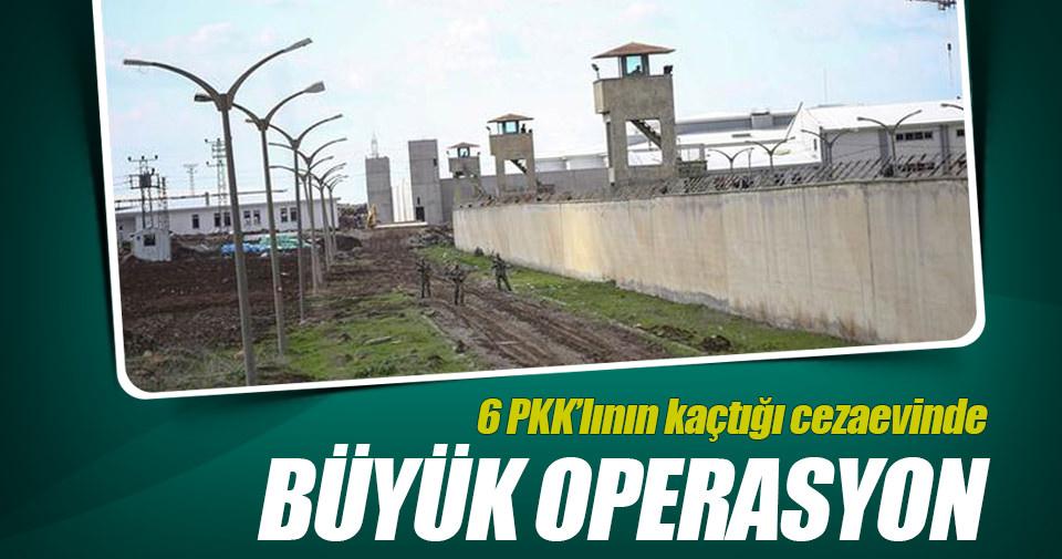 Diyarbakır'da 26 cezaevi personeline FETÖ gözaltısı